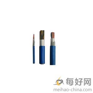 聚乙烯绝缘阻燃聚氯乙烯护套矿用信号电缆(MHYV 10×2×0.75mm 10×2×1/0.97mm)