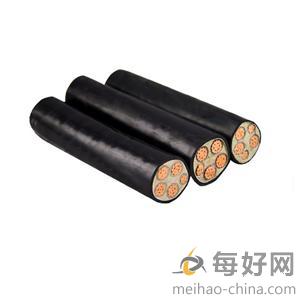 煤矿用交联聚乙烯绝缘聚氯乙烯护套高压电力电缆(MYJV;8.7/10;3×300)